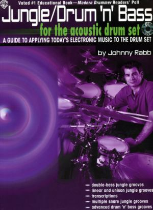 Johhny Rabb Jungle Drum 'n' Bass-For The Acoustic Drum Set