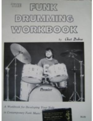 Chet Doboe Тhe Funk Drumming Workbook