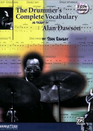 John Ramsay - The Drummer's Complete Vocabulary As Taught by Alan Dawson