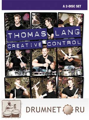 Thomas Lang  Creative Control dvd booklet