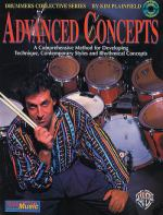 Kim Plainfield Advanced Concepts A Comprehensive Method for Developing Technique, Contemporary Styles and Rhythmical Concepts