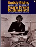 Buddy Rich Modern Interpretation Of Snare Drum Rudiments  Buddy Rich Henry Adler F. Henri Klickman