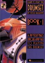 Peter Magadini - Learn to Play the Drumset Book 1