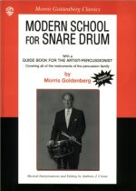 Morris Goldberg - Modern School For Snare Drum Morris Goldberg