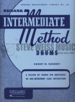 Robert w. Buggert - Rubank Intermediate Method Drums