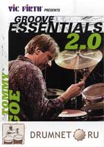 Tommy Igoe Groove Essentials 2.0 dvd booklet, cd, playalongs