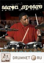 Aaron Spears Beyond The Chops dvd booklet Aaron Spears
