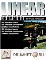 Mike Johnston Linear Drumming