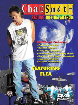 Chad Smith Red Hot Rhythm Method