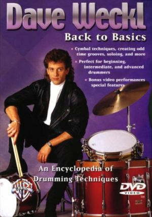 Dave Weckl Back To Basics