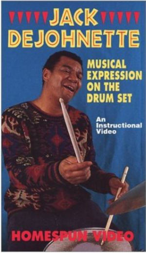 Jack Dejohnette Musical Expression Of The Drum Set