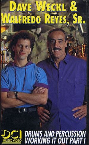 Dave Weckl & Walfredo Reyes, Sr. Drums & Percussion - Working It Out Part 1