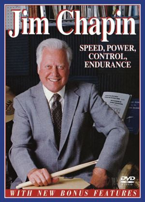 Jim Chapin Power Speed Control Endurance