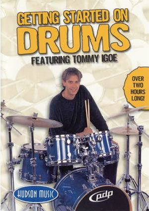 Tommy Igoe Getting Started On Drums
