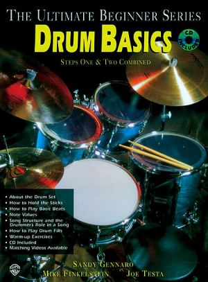 Sandy Gennaro DRUM BASICS STEPS ONE & TWO