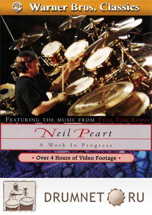 Neil Peart  A Work on Progress