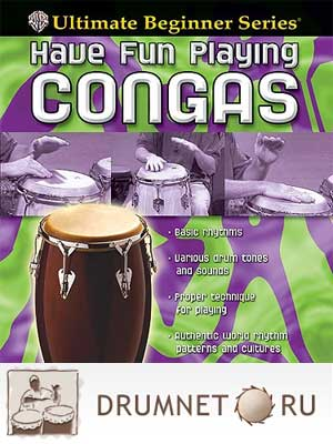 Ultimate Beginner: Have Fun Playing Congas