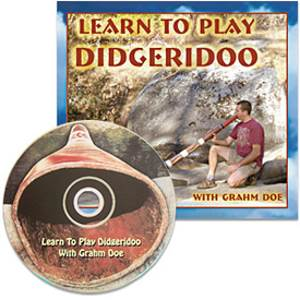 Grahm Doe Learn to Play Didgeridoo