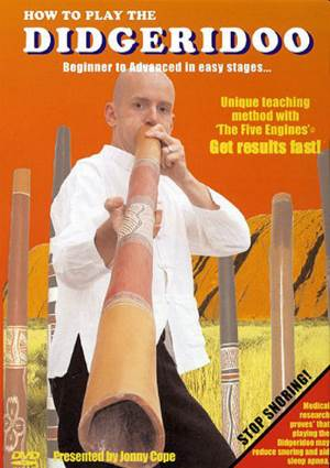Jonathan  Cope How to Play the Didgeridoo