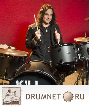Vinny Appice - Drum Clinic, 09.2013