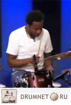 Mark McLean Musical Approach To Drumming