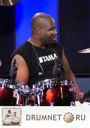 John Blackwell Drumming Discipline and Improvisation