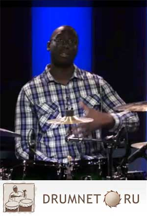 Larnell Lewis Gospel Drum Lessons
