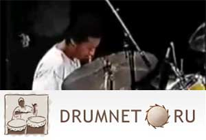 Tony Williams Drum Clinic