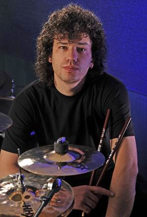 Max Kloc drum clinic 28.04.2013