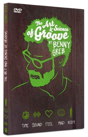 Benny Greb The Art and Science of Groove