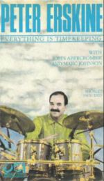 Peter Erskine Everything Is Timekeeping