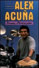 Alex Acuna Drums and Percussion Alex Acuna
