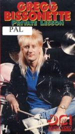 Gregg Bissonette PRIVATE LESSON