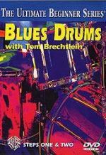 Tom Brechtlein Blues Drums for Beginners Part 1 And 2