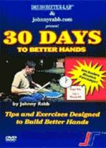 Johnny Rabb 30 Days To Better Hands Johhny Rabb