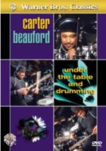 Carter Beauford Under The Table And Drumming Part 1+Part 2 Carter Beauford