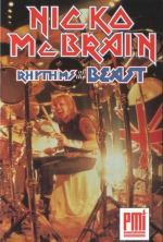 Nicko McBrain Rhythms of the Beast Nicko McBrain