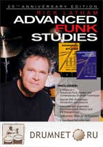 Rick Latham Advanced Funk Studies - 25th Anniversary Edition