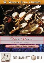 Neil Peart  A Work on Progress Neil Peart