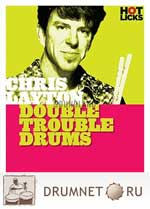 Chris Layton Double Trouble Drums