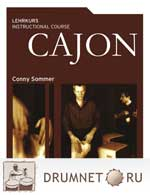 Conny Sommer  Cajon Workshop Conny Sommer