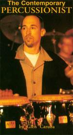 Glen Caruba The Contemporary Percussionist