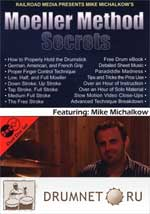 Moeller Method Secrets by Mike Michalkow Mike Michalkow
