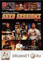 Shed Sessionz. Vol. 2 Ronald Bruner Jr. Justin Brown Jonathan Davis Dave Elitch Nikkie Glaspie Eric Moore II Laron Skeeter McMillian Doobie Powell Billy Powell Dexter Pettaway Justin Rafiki Raines Third Lil Nick Smith