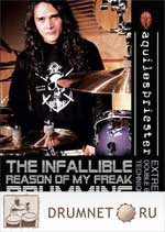Aquiles Priester The Infallible Reason of My Freak Drumming Aquiles Priester