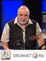 Peter Erskine Playing Brushes With All Styles Of Music