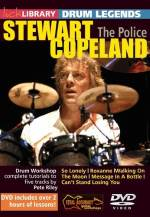 Pete Riley Stick Library / Lick Library - Stewart Copeland Drum Legends - The Police
