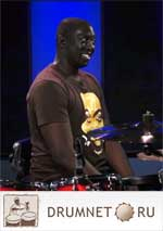 Larnell Lewis The Groove Builder and Hybrid Drumming Larnell Lewis